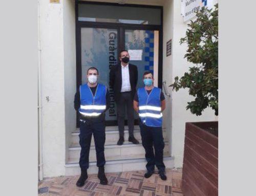 L'Ajuntament de Móra d'Ebre reforça la plantilla de vigilants municipals per lluitar 'contra certs brots d'incivisme i inseguretat'