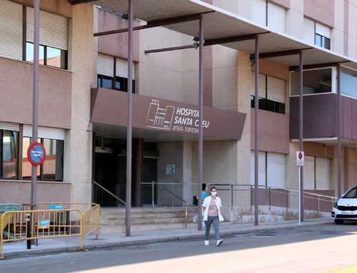 4 treballadors asimptomàtics podrien haver originat el nou brot de l'Hospital de la Santa Creu de Jesús que afecta 18 persones