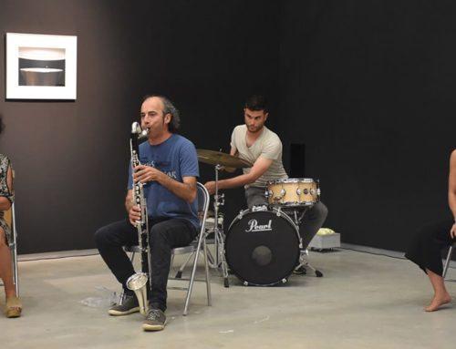 La Postbouesia torna a Lo Pati amb una performance de 'soundpainting' al voltant de la improvisació teòrica i pràctica