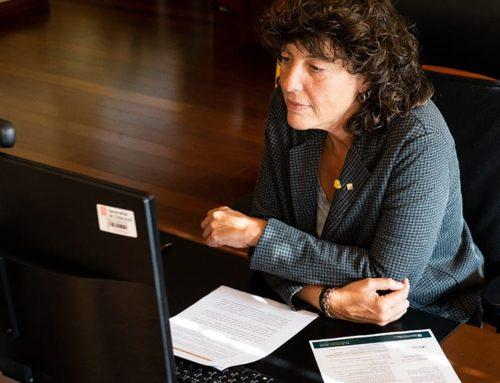 Teresa Jordà: 'El futur d'un medi rural sostenible i en igualtat passa per la creació de més oportunitats per a les dones'