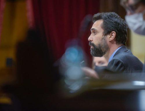 Torrent comunica al ple del Parlament que no hi ha candidat i s'activa el compte enrere cap a les eleccions del 14-F
