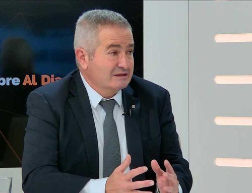 Xavier Pallarés, delegat del Govern: 'Ha faltat informació en el cas Padesa'