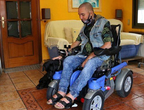 Un veí de Calafell fa 14 anys que espera el judici de l'accident laboral que va tenir a Móra d'Ebre i el va deixar tetraplègic