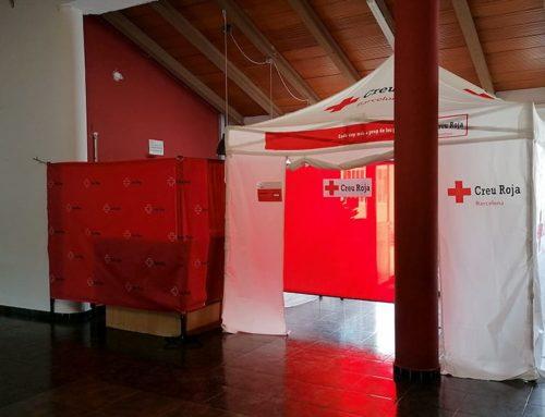 La Generalitat obre a Sant Jaume d'Enveja un alberg per garantir l'aïllament de temporers i persones afectades per la covid-19