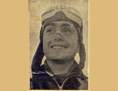 Tivissa recupera la memòria històrica de l'aviador republicà abatut al poble durant la Batalla de l'Ebre