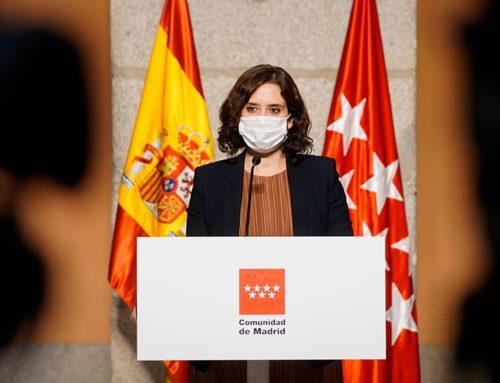 La Justícia denega el confinament de Madrid i l'enduriment de les restriccions ordenades pel Ministeri de Sanitat