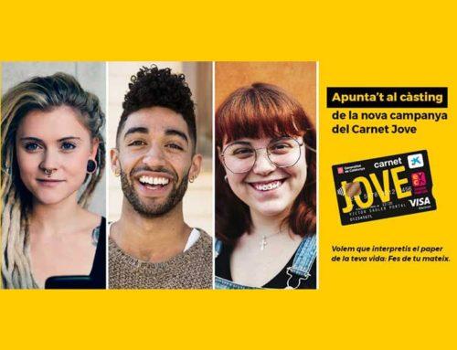 19 joves de les Terres de l'Ebre opten a protagonitzar la campanya de promoció del Carnet Jove 2021