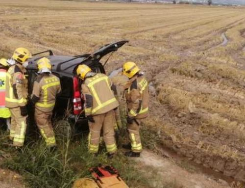 Dos ferits, un d'ells greu, en un accident de trànsit a Deltebre