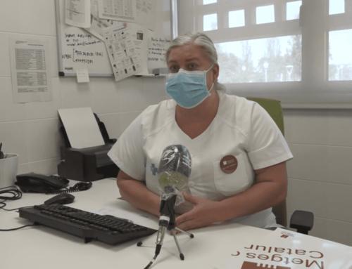 """Dra. Lourdes Franco: """"Hem volgut utilitzar els metges de família per a tantes coses que ens han trencat"""""""