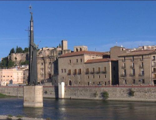 L'Ajuntament de Tortosa inclou al POUM la previsió de restituir el pont de la Cinta amb la pilastra del mig del riu