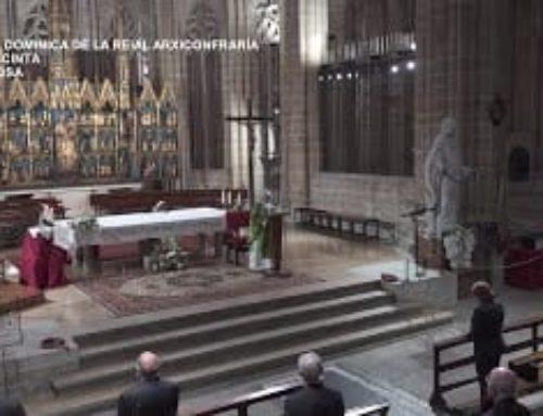 Missa Dominica de la Real Arxiconfraría de la Cinta, Diumenge 4 d'Octubre