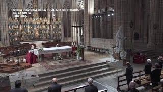 Missa Dominica de la Real Arxiconfraría de la Cinta