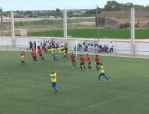 La Sénia decideix a la primera meitat, a l'Aldeana (0-2)