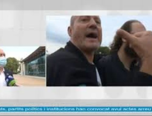 Tres anys de l'1O a la Ràpita en directe al Notícies en Xarxa