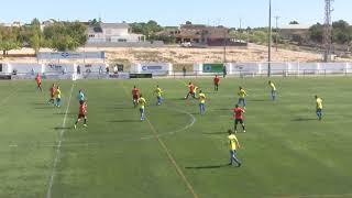 Aldeana-La Sénia (0-2)