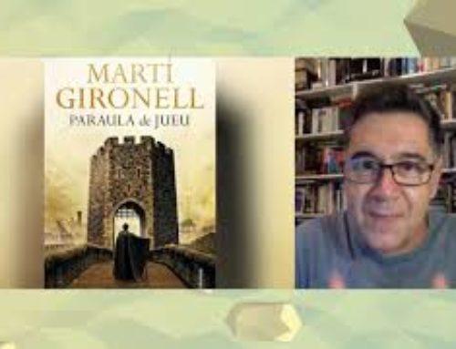 L'Estret de Magallanes amb l'escriptor Martí Gironell