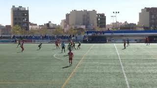 La Rapitenca salva un punt contra l'Ascó (1-1)