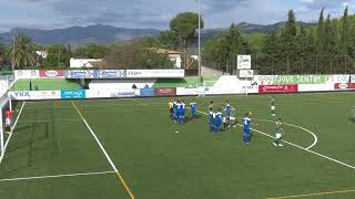 Catalònia-Benissanet (5-1)