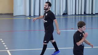 Partit de futbol sala (j.1) entre l'AES la Sénia i el Futbolpax Tarragona