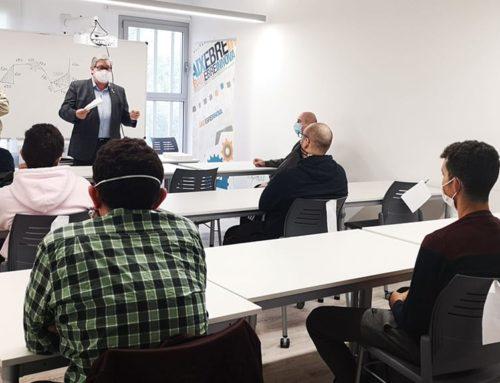 El Baix Ebre forma quinze persones en soldadura amb elèctrode revestit al Viver d'Empreses de Camarles
