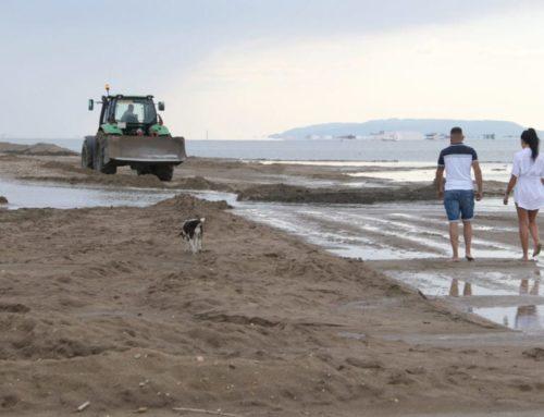 La Generalitat vol actuar d'emergència sobre el litoral del delta de l'Ebre però l'Estat li recorda que no hi té competències