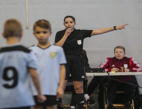 La FCF busca àrbitres de futbol sala a les Terres de l'Ebre