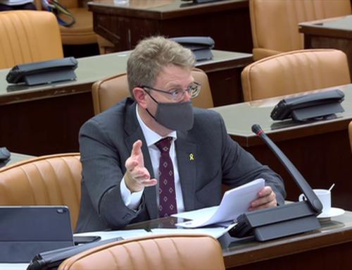 El diputat Ferran Bel (PDeCAT) reclama reduir al 10% l'IVA  aplicable als serveis de perruqueria i estètica