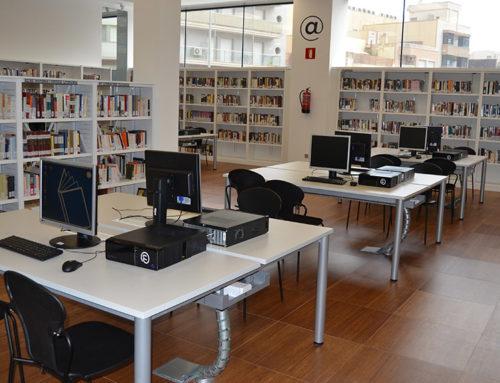 La Biblioteca Municipal Sebastià Juan Arbó de la Ràpita incorpora el servei de préstec a domicili per a les persones amb dificultats de mobilitat