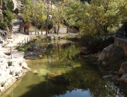 La via verda de la Terra Alta, tranquil·la durant el confinament municipal