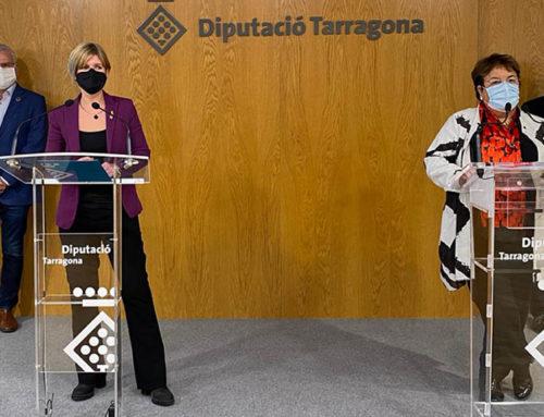 La Diputació de Tarragona dona 425.000 euros per a 30 projectes científics de la URV