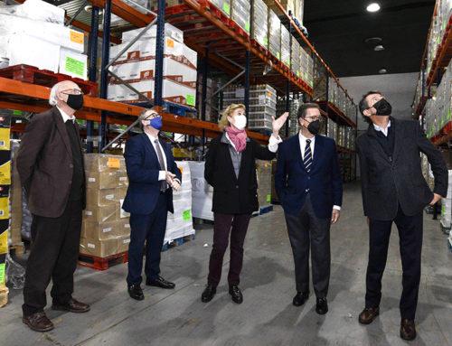 """La Fundació """"la Caixa"""" impulsa el Gran Recapte amb una aportació de 300.000 euros al Banc dels Aliments"""