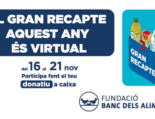 L'AECE dona l'import equivalent a 1.000 litres de llet al Gran Recapte i anima l'empresariat ebrenc a participar-hi