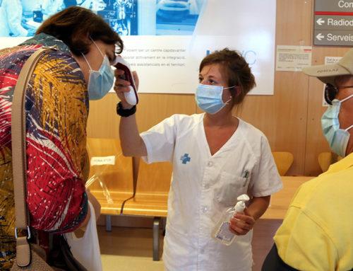 L'Hospital de Tortosa Verge de la Cinta aplica mesures de restricció de visites i acompanyants per l'augment de casos covid-19