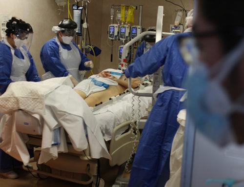 La pressió assistencial als hospitals ebrencs no remet i l'ocupació de l'UCI segueix sent alta