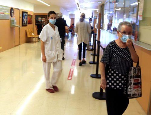 Situació preocupant a  les Terres de l'Ebre per l'alta pressió assistencial sanitària i la lenta desacceleració dels contagis de covid