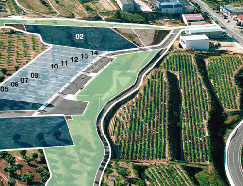 L'Incasòl ven dues parcel·les del sector industrial Vall de Vinyes de Batea i assoleix el 50% de la seva ocupació