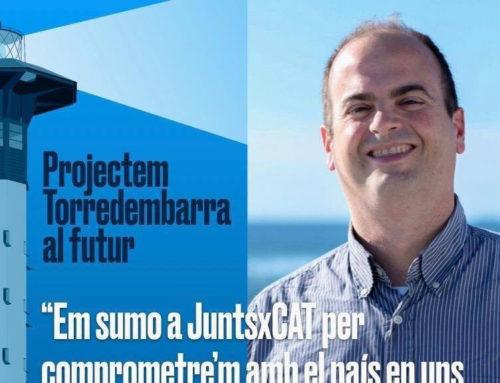 El cadàver rescatat per pescadors de Castelló correspon al president de JxCat de Torredembarra que pilotava l'avioneta desapareguda
