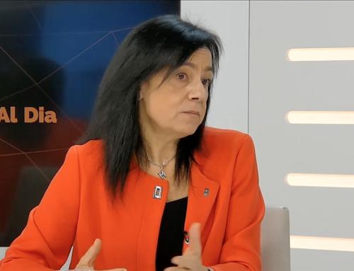 Mercè Miralles, directora territorial d'Empresa: 'Les dades indiquen que el sector del moble de la Sénia està sortint de la crisi'
