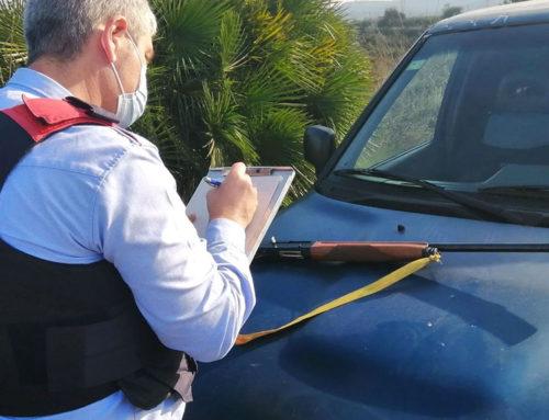 Els Mossos denuncien un caçador a la Galera per consum de cocaïna mentre portava una escopeta