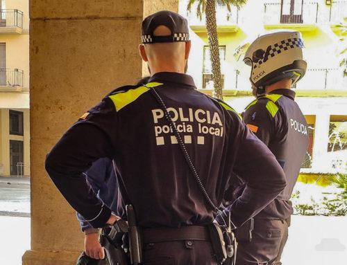 La Policia Local de Tortosa deté una dona com a presumpta autora de diversos furts en establiments comercials