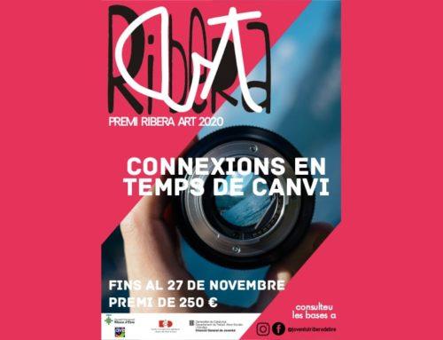 Oberta la convocatòria de la cinquena edició de 'Premi Ribera Art'