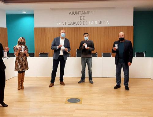 L'Ajuntament de la Ràpita se suma al projecte Emma amb la compra de 1.500 polseres