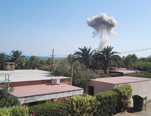 Mossos i bombers que eren a la segona explosió d'Alcanar el 17-A encara pateixen seqüeles auditives