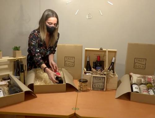 TastnBox, el sabor de les Terres de l'Ebre dins una capsa de cartró