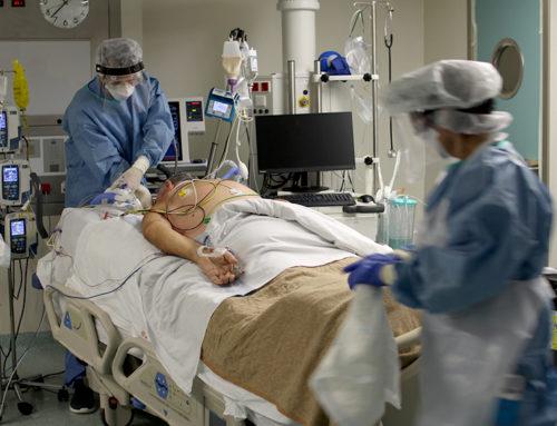 La pressió assistencial per l'augment de casos covid obliga a desprogramar l'activitat de quiròfan no urgent de l'Hospital de la Cinta