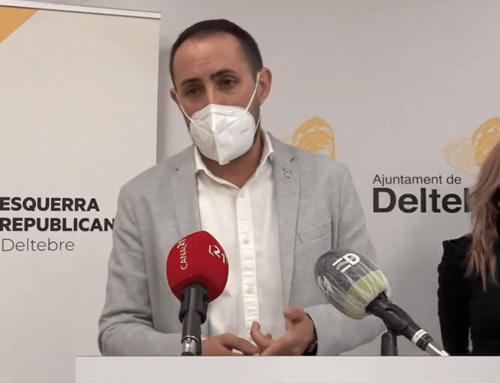 Esquerra donarà suport als pressupostos municipals de l'Ajuntament de Deltebre