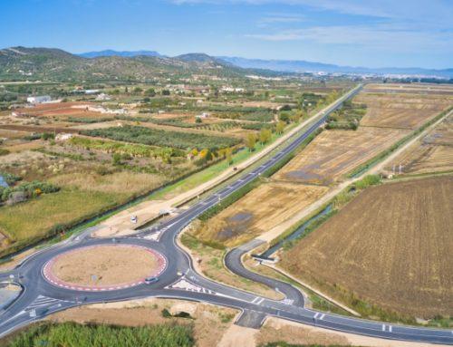 La Diputació enllesteix la millora de la carretera TV-3408 entre Amposta i la Ràpita