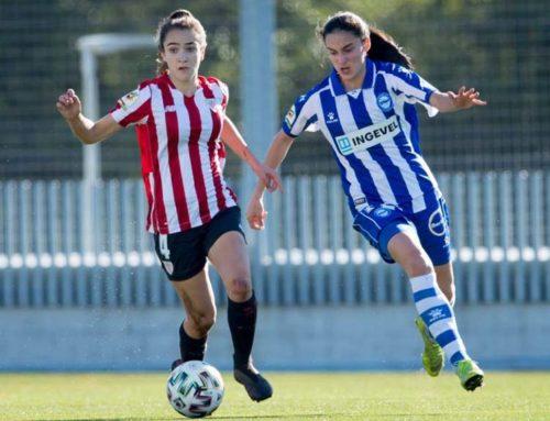 L'Alavés Gloriosas supera el filial de l'Athletic de Bilbao i continua segon