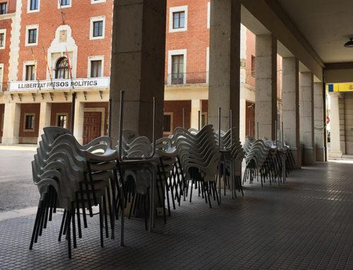 Bars i restaurants podran obrir a partir de dilluns de 6 a 21.30 hores