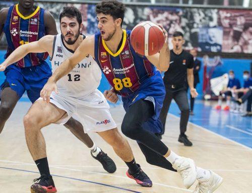 El FC Barcelona B de Jaume Sorolla es pot col·locar líder provisional a Albacete